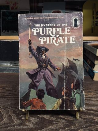 The Mystery of the Purple Pirate (The Three Investigators, No. 33). William Arden