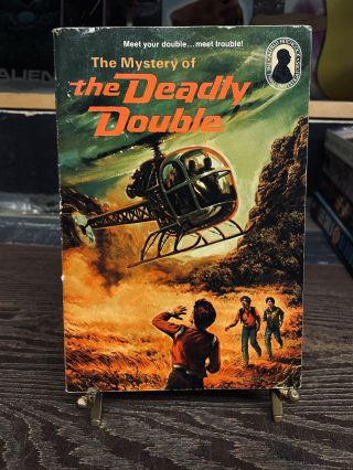 The Mystery of the Deadly Double (The Three Investigators, No.28). William Arden