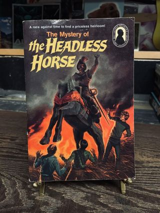 The Mystery of the Headless Horse (The Three Investigators, No. 26). William Arden