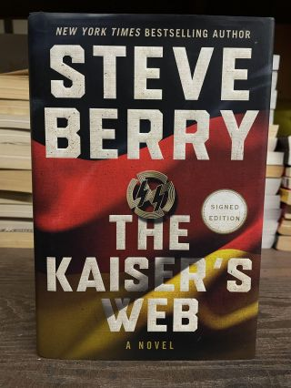 The Kaiser's Web. Steve Berry