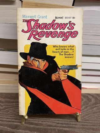 The Shadow's Revenge. Maxwell Grant