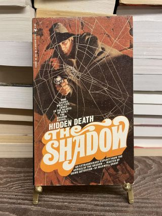 Hidden Death (The Shadow, No. 6). Maxwell Grant