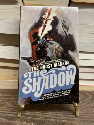 The Ghost Makers (The Shadow, No. 5). Maxwell Grant