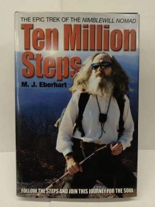 Ten Million Steps. M. J. Eberhart