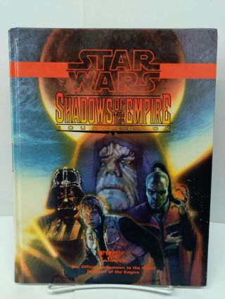 Star Wars: Shadows of the Empire Sourcebook