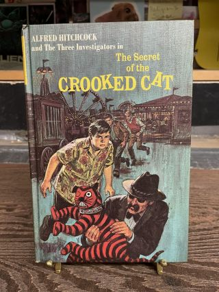 The Secret of the Crooked Cat (The Three Investigators, No. 13). William Arden