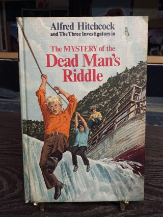 The Mystery of the Dead Man's Riddle (The Three Investigators, No. 22). William Arden