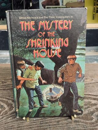 The Mystery of the Shrinking House (The Three Investigators No. 18). William Arden