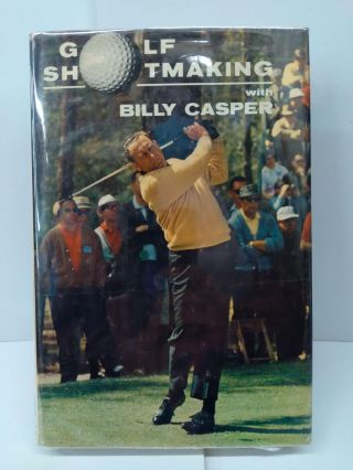 Golf Shotmaking with Billy Casper. Bill Casper