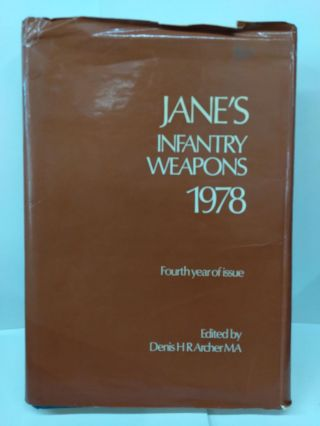 Jane's Infantry Weapons 1978. Denis Archer