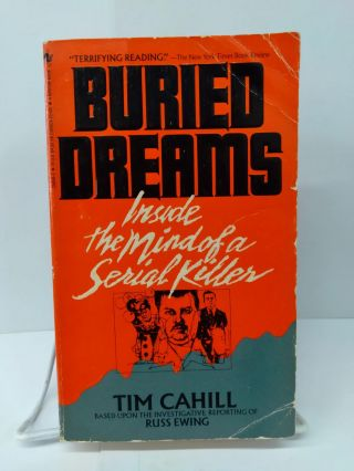 Buried Dreams. Tim Cahill