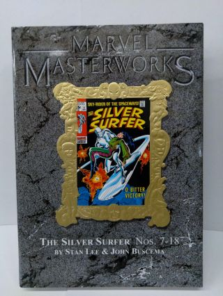 The Silver Surfer, Vol. 2: Sky-rider of the Spaceways. John Lee, Buscema Stan