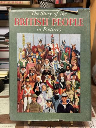 The Story of the British People in Pictures