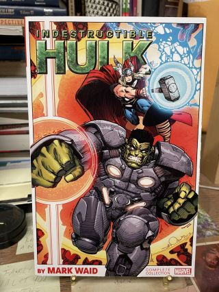 Indestructible Hulk: Complete Collection. Mark Waid