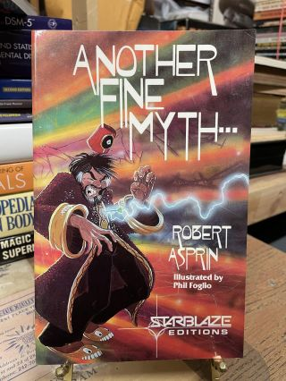 Another Fine Myth. Robert Asprin