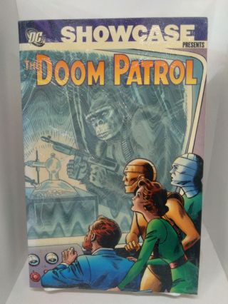 The Doom Patrol. DC Comics