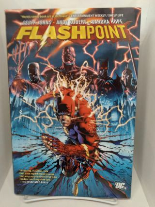 Flashpoint. Geoff Johns, Andy Kubert, Sandra Hope