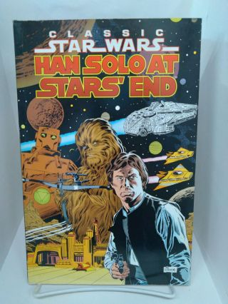 Han Solo at Stars' End. Archie Goodwin