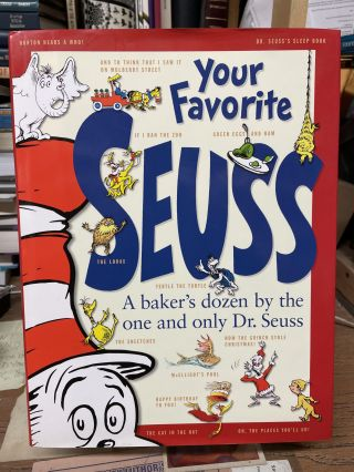Your Favorite Seuss. Dr. Seuss
