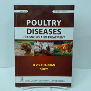Poultry Diseases, Diagnosis and Treatment. H. V. S. Chauhan