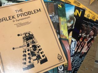 The Doctor Who Role Playing Game