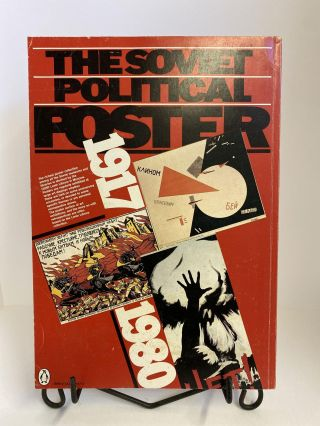 The Soviet Political Poster: 1917-1980